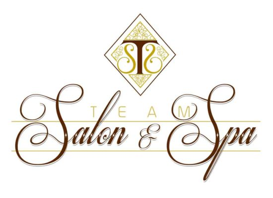 team salon logo